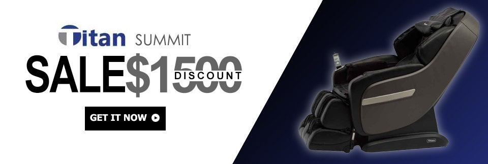 Titan Pro Massage Chair Sale