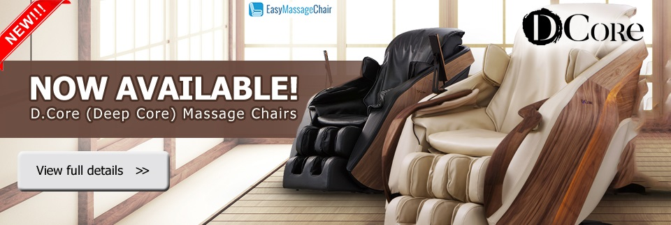 D.Core Massage Chairs