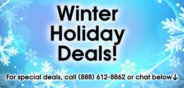 Winter Holiday Sale!