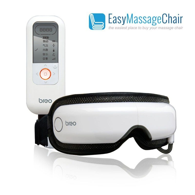 breo iSee370 Eye Massager