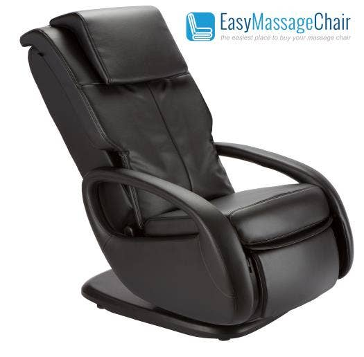 Human Touch WholeBody® 5.1 Massage Chair with Swivel-Based Full Body Relax, Black