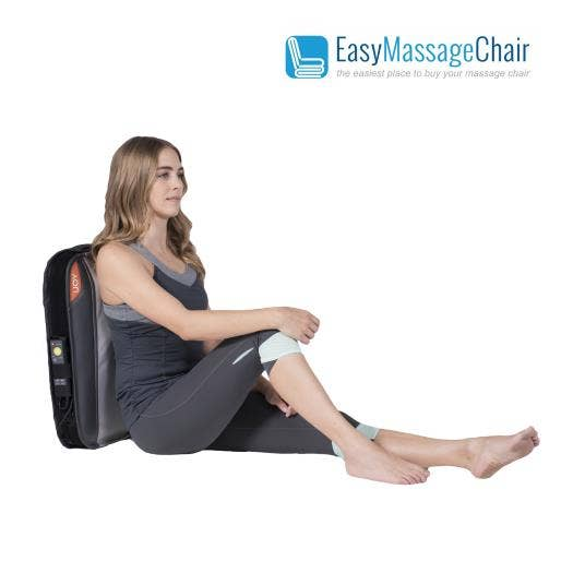 Human Touch iJoy Massage Anywhere™, Cordless, Portable Massager with Smart 3D FlexGuide