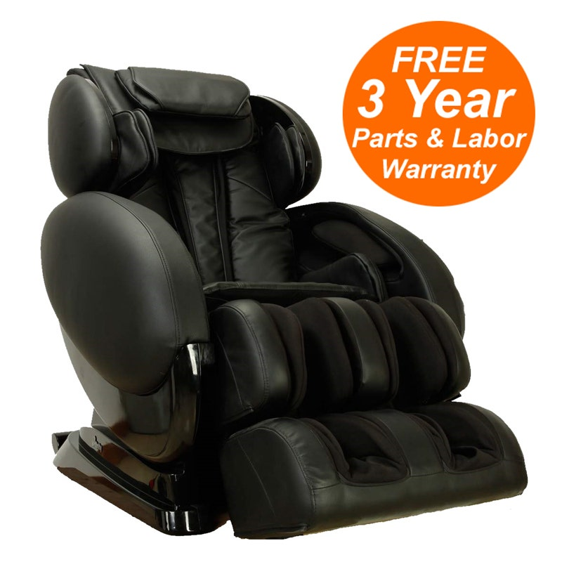Infinity IT-8500 S-Track Massage Chair with Heating, Airbag, Body Scan, Zero Gravity