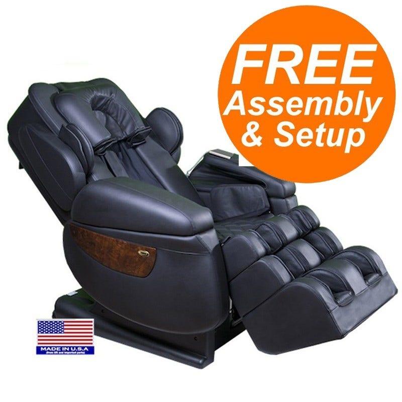 Luraco I7 Plus Save On Luraco Irobotics 7 Medical Massage Chair