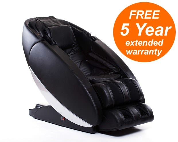 Human Touch Novo XT 3D L-Track Massage Chair with Zero Gravity