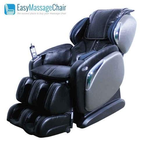 Osaki OS-4000CS L-Track Massage Chair with Zero-Gravity, Space Saving, Heating