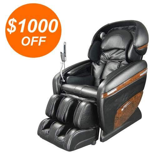 Osaki OS-3D Pro Dreamer Massage Chair with Zero Gravity, Accupoint Tech