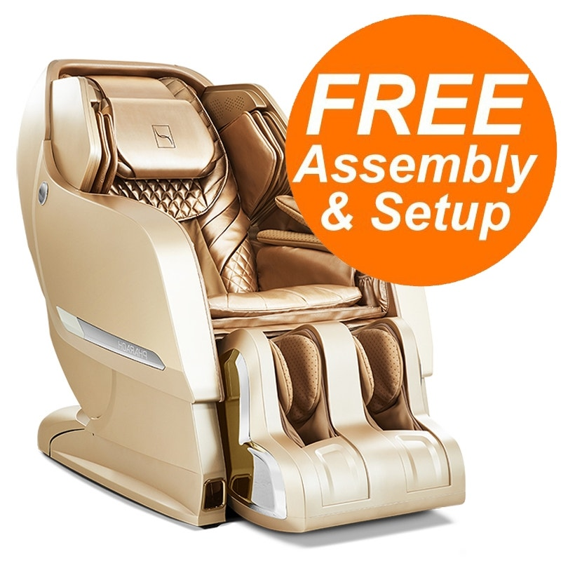 Bodyfriend Pharaoh Massage Chair with Heating, Zero Gravity