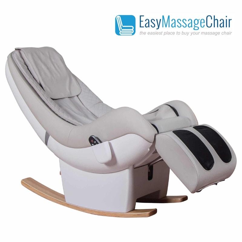 TruMedic InstaShiatsu+ MC-500 3D L-Track Massage Chair with Shiatsu, Zero Gravity