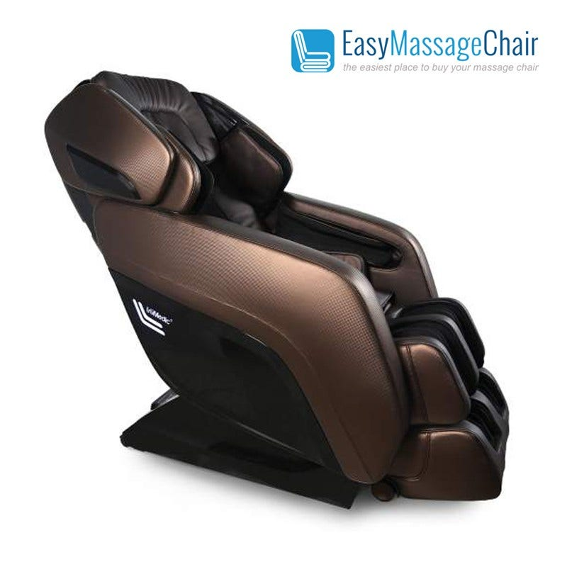 TruMedic MC-2000 3D L-Track Massage Chair with Shiatsu, Heat, Zero Gravity