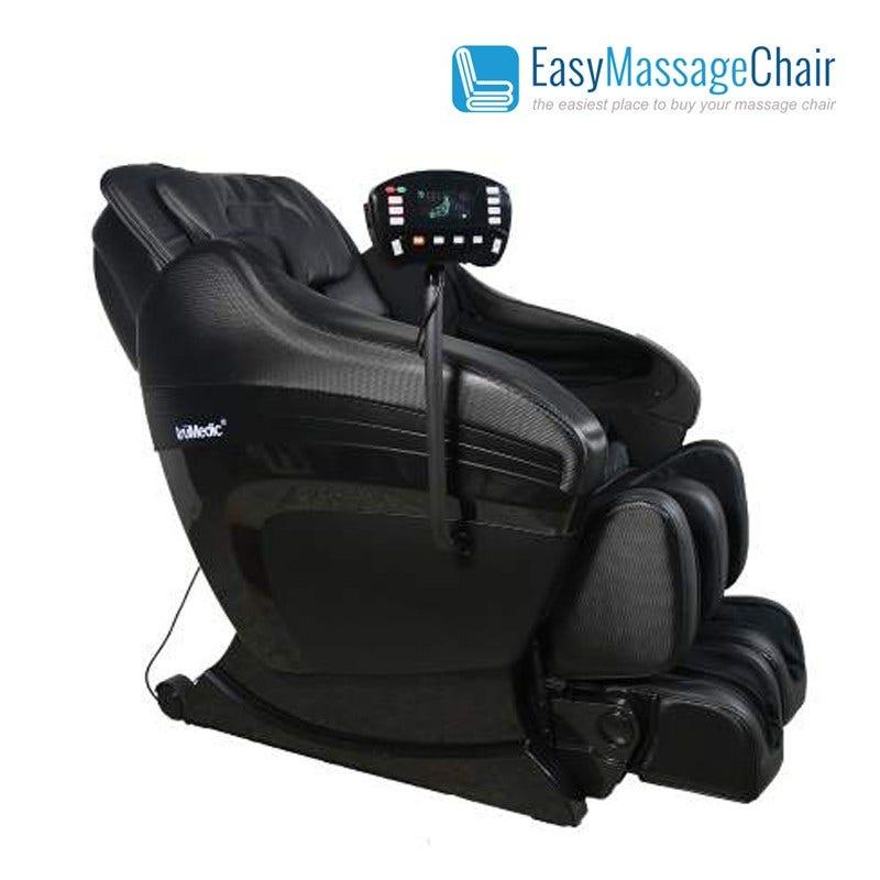 TruMedic MC-3000 3D S-Track Massage Chair with Shiatsu, Zero Gravity
