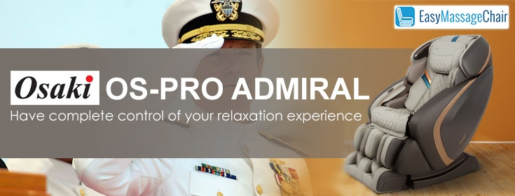 Osaki Pro Admiral: 5 Features That Make It a Massage Chair Leader