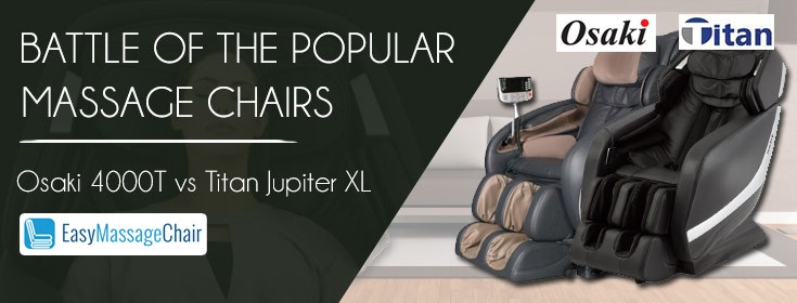 Titan Pro Jupiter XL vs Osaki OS-4000T: Which Chair Is Right For You?