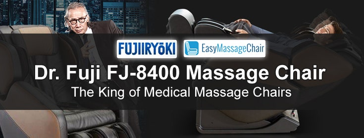 Relax Like Royalty With The Dr. Fuji FJ-8400 Massage Chair