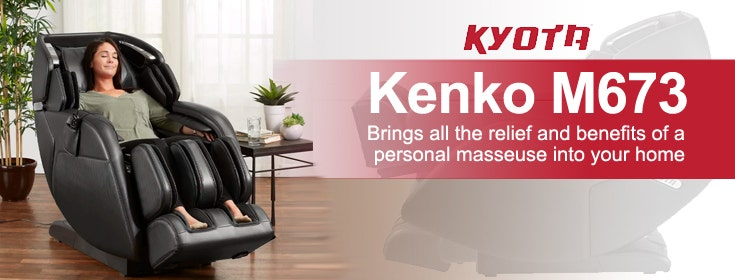 Kickstart Your Journey To Wellness With The Kyota M673 Kenko
