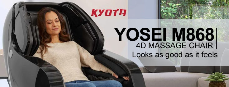 Kyota Yosei M868: Total Relaxation and Aesthetics Combined