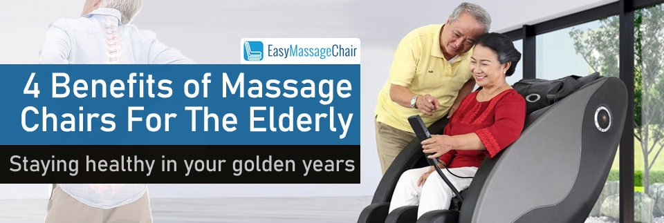 4 Benefits of Massage for the Elderly