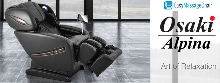 Experience the Art of Relaxation with the Osaki OS-Pro Alpina