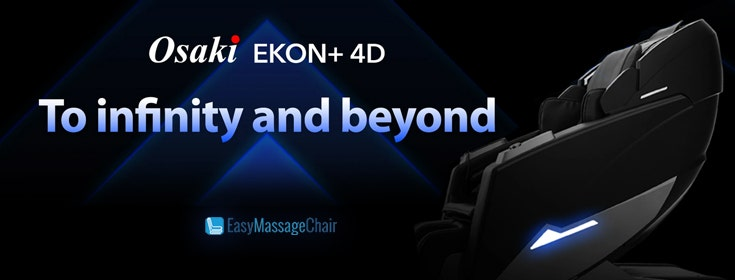Upgrade Your Usual Massage Therapy Session With The Osaki Ekon Plus