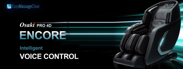 Keep The Massage Therapy Sessions Coming With The Osaki OS-Pro 4D Encore