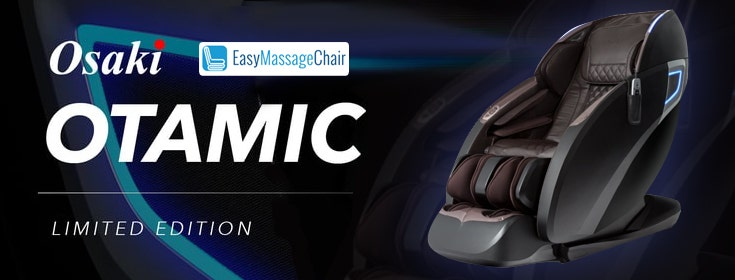 Osaki OS-3D Otamic LE -  One Of The Smoothest, Quietest And Most Reliable Massage Chair