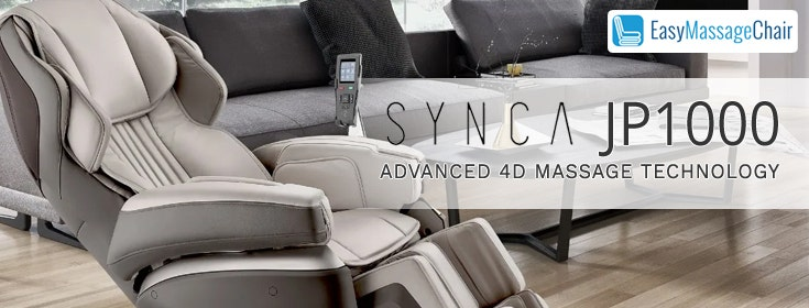 Synca JP1000: Be In Sync With Your Body