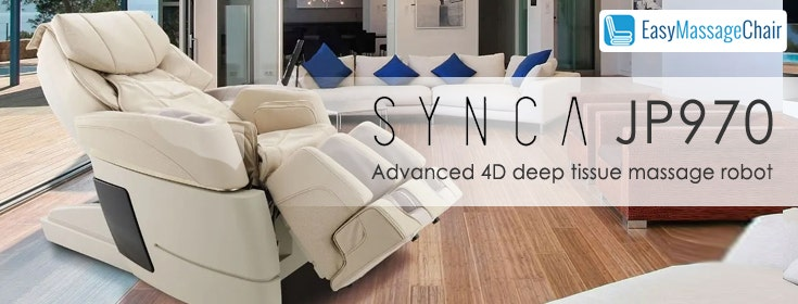 Synca JP970 Japan Massage Chair: The Ultimate Feature-Packed Relaxation Seat