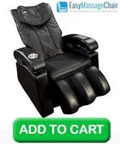 Buy 1 Luraco Sofy Massage Chair, Black