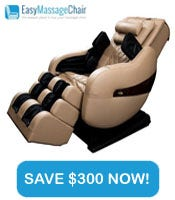 Luraco Legend 3D L-Track Massage Chair