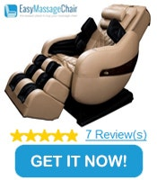 Luraco Legend PLUS 3D L-Track Massage Chair