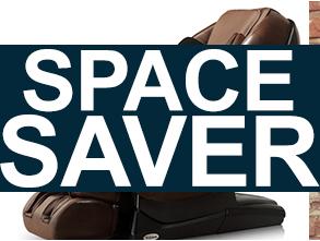 space saver massage chair