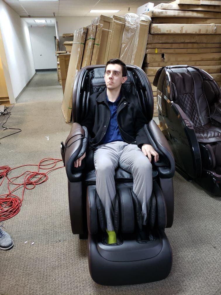 Osaki Maestro Limited Edition massage chair