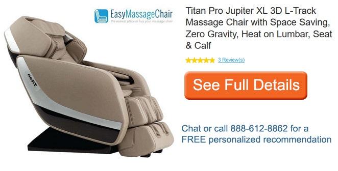 View full details of Titan Pro Jupiter XL 3D L-Track Massage Chair