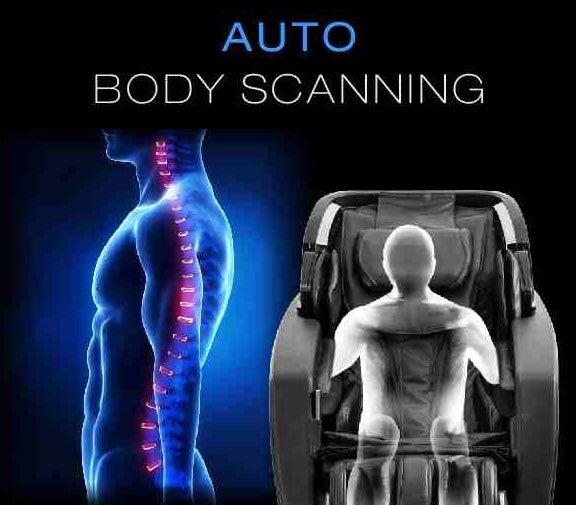 Osaki Ekon Auto Body Scanning Massage Chair