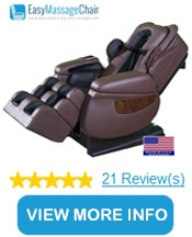 Luraco i7 iRobotics 3D Medical Massage Chair with Zero Gravity