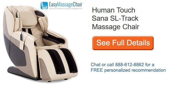 See full details of Human Touch Sana massage chair