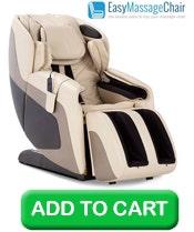 Buy 1 Human Touch Sana massage chair, Cream