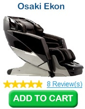 Buy 1 Osaki Pro Ekon Massage Chair, Black