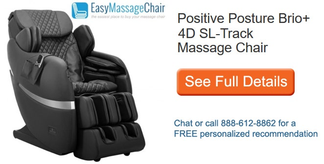 See full details of Positive Posture Brio massage chair