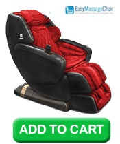 Buy 1 DreamWabe M8 Limited Edition Massage Chair, Rosso Nero Color
