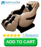 Buy 1 Luraco Legend PLUS Massage Chair, Cream