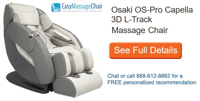 See full details of Osaki Capella Massage Chair