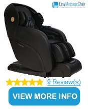 Infinity Presidential 3D L-Track Massage Chair with Shiatsu, Space Saving, Spinal Correction