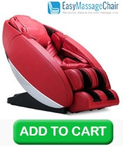 Buy 1 Human Touch Novo V2 Massage Chair, Red