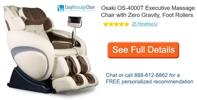 See full details of Osaki OS-4000T Massage Chair