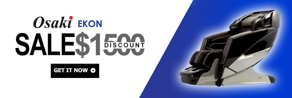 Osaki Ekon Massage Chair Sale