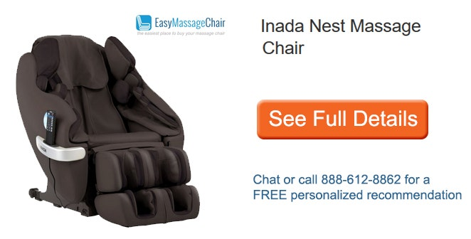 View full details of Inada Nest Massage Chair
