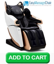Buy 1 Bodyfriend Rex-L Plus Massage Chair (White) w/ FREE Indoor Setup & Assembly