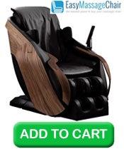 Buy 1 D.Core Cirrus Massage Chair, Black
