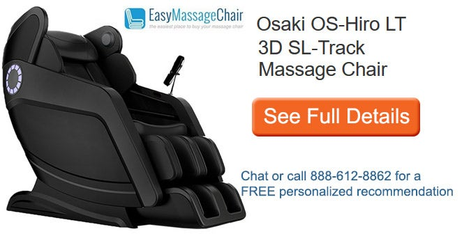 See full details of Osaki Hiro LT massage chair